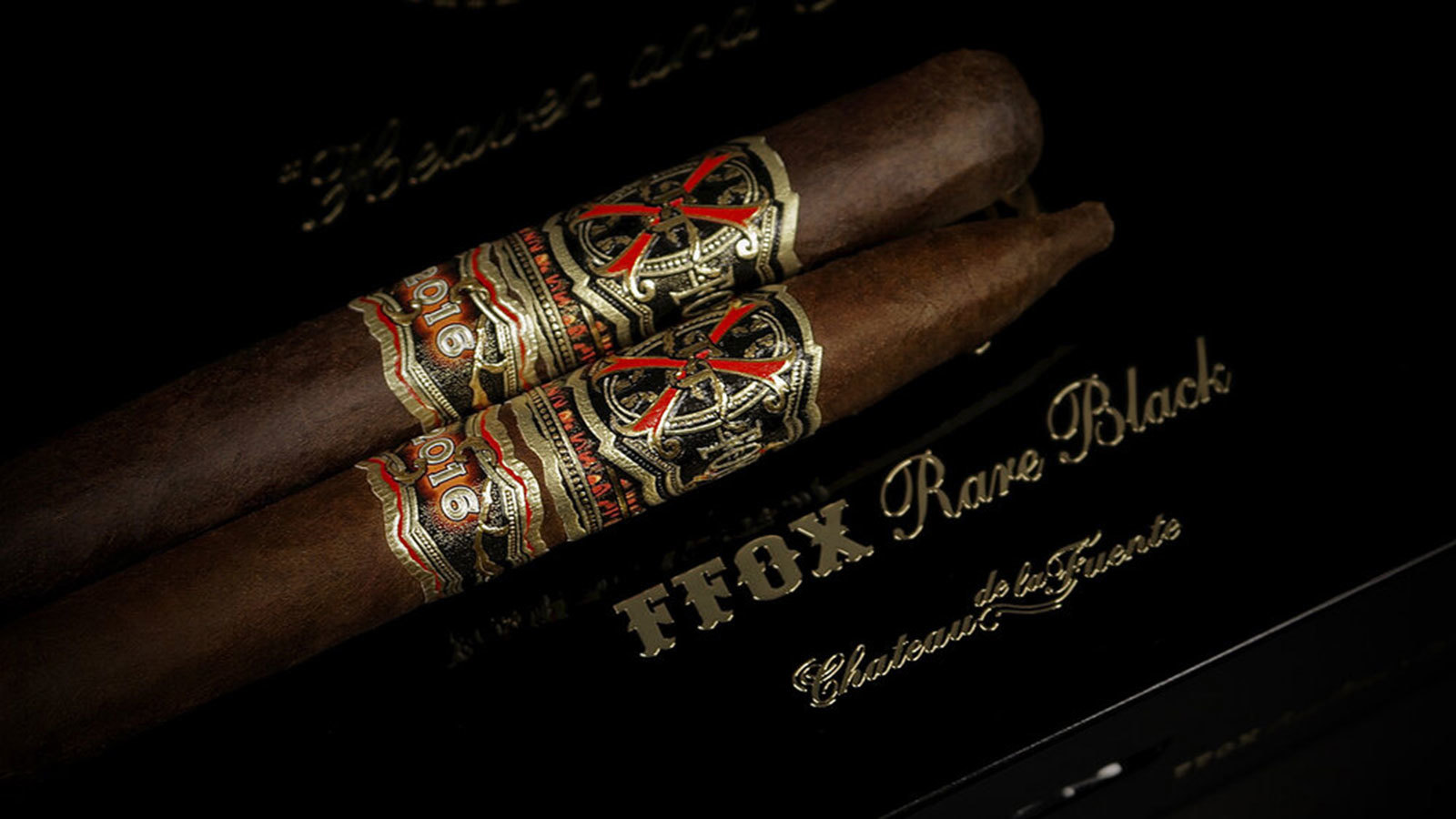 Fuente Fuente Opus X Aged Selection and other rare Feuntes